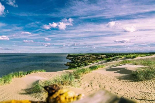Parnidis dune tour with yacht Ausrine