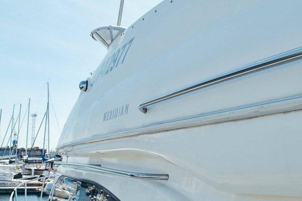 yacht Ausrine in Klaipeda
