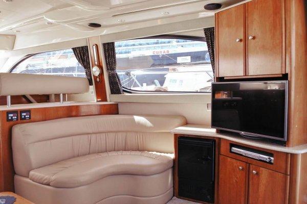 yacht Ausrine interior design